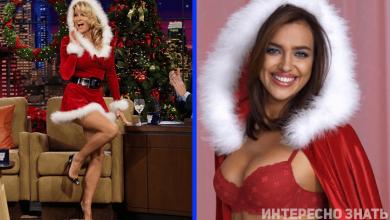 Photo of Лучший Санта. Красивейшие звезды в новогодних костюмах