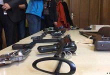 Photo of «Русская мафия» в Германии: полиция Берлина показала конфискованное у чеченцев оружие