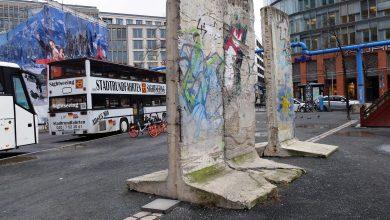 Photo of 30 лет без Берлинской стены. Как 22 тысячи незнакомцев создали арт-объект
