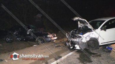 Photo of Խոշոր ու ողբերգական ավտովթար Տավուշի մարզում. բախվել են Mercedes-ն ու Nissan-ը. 3 վիրավորներից Mercedes-ի վարորդի եղբայրը հիվանդանոցում մահացել է