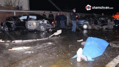 Photo of Երևանում առևանգված Lexus-ով 4 հոգու մահվան պատճառ դարձած վարորդը փորձում էր ոստիկաններին ու քննիչներին մոլորեցնել, թե վարորդը եղել է իր մահացած ընկերը