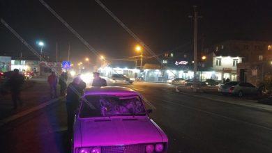 Photo of Վրաերթ Արարատի մարզում. 28-ամյա վարորդը 06-ով վրաերթի է ենթարկել 44-ամյա հետիոտնին. վերջինս տեղափոխվել է հիվանդանոց