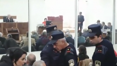 Photo of Վիճաբանություն Քոչարյանի և մյուսների գործով դատական նիստի ժամանակ. դատավոր Դանիբեկյանի նյարդերը տեղի տվեցին