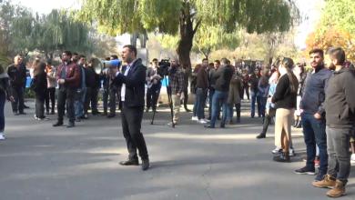 Photo of «Студентов пытаются запугать отсутствием по неуважительной причине»: акция протеста продолжается