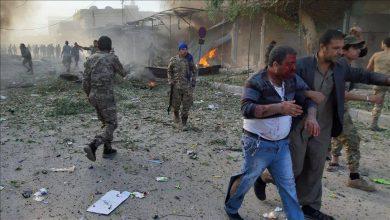 Photo of 13 человек стали жертвами взрыва в сирийском Телль-Абьяде