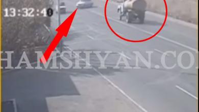 Photo of Հրապարակվել է այսօր Երևանում տեղի ունեցած ողբերգական ավտովթարի տեսանյութը