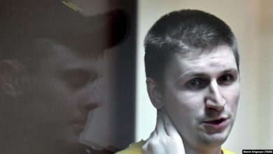 Photo of Осуждённого на 5 лет блогера Синицу увезли в неизвестном направлении