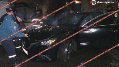 Photo of Արտակարգ դեպք Երևանում. ավտոտնակներում հրդեհ է բռնկվել, վնասվել են ավտոմեքենաներ