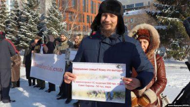 Photo of В России проходят пикеты против закона о семейном насилии