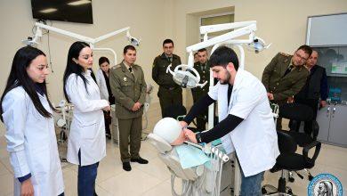 Photo of Բուլղարիայի ռազմաբժշկական ակադեմիայի պատվիրակությունն այցելել է ԵՊԲՀ