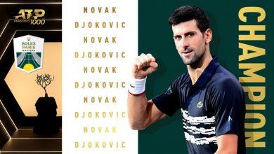 Photo of ATP-Փարիզ․ Ջոկովիչը հաղթեց Շապովալովին ու նվաճեց տիտղոսը