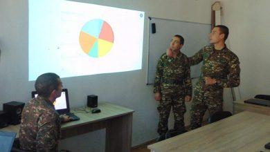 Photo of Զինվորը՝ որպես դասավանդող