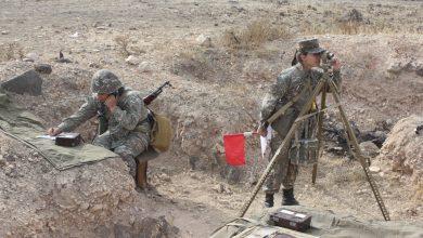 Photo of Գործնական պարապմունքներ «Բաղրամյան» զորավարժարանում