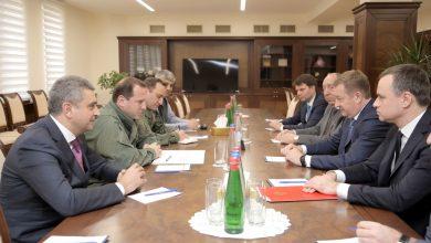 Photo of ՀՀ պաշտպանության նախարարն ընդունել է ՌԴ պատվիրակությանը