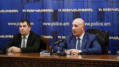 Photo of Արման Սարգսյանը ներքին անվտանգության վարչության անձնակազմին է ներկայացրել ստորաբաժանման նորանշանակ պետ Արա Մկրտչյանին