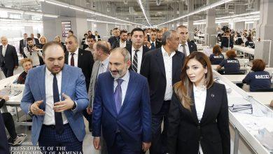 Photo of Վարչապետը ներկա է գտնվել Երևանում հագուստի նոր արտադրամասերի բացմանը