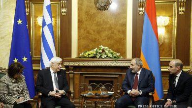 Photo of Սպասվում է Հայաստան-Հունաստան-Կիպրոս եռակողմ ձևաչափով առաջին գագաթնաժողովը. կայացել է Փաշինյան-Պավլոպուլոս հանդիպումը