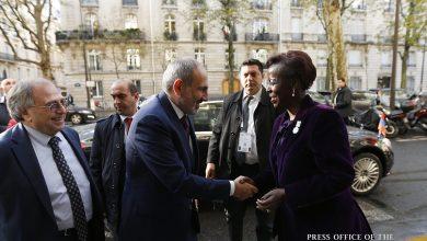 Photo of Վարչապետը հանդիպում է ունեցել ՖՄԿ գլխավոր քարտուղար Լուիզ Մուշիկիվաբոյի հետ