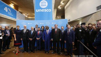 Photo of Никол Пашинян и Анна Акопян приняли участие в 40-й сессии Генеральной конференции ЮНЕСКО
