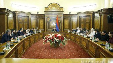 Photo of Премьер-министр провел встречу с представителями ведущих российских СМИ