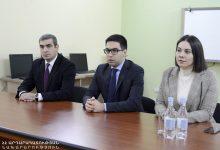 Photo of Ռուստամ Բադասյանը Պրոբացիայի ծառայության աշխատակազմին է ներկայացրել նորանշանակ պետին