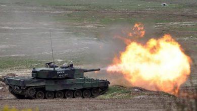 Photo of Գերմանիան դադարեցնում է Թուրքիային զենքի մատակարարումը