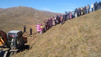 Photo of В Дахадаевском районе произошла стычка силовиков с местными жителями