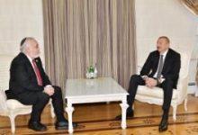 Photo of Алиев призвал евреев поддержать снос памятника Нжде в Ереване