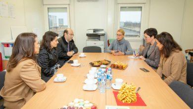 Photo of Աննա Հակոբյանն ու Լիտվայի վարչապետի տիկին Սիլվիյա Սկվերնելյեն քննարկել են համատեղ նախաձեռնությունների իրականացման հնարավորությունները