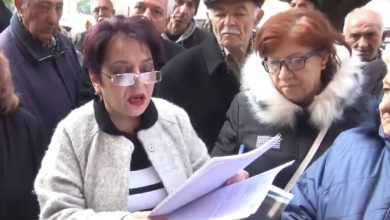 Photo of Բողոքի ակցիա. ցուցարարները պահանջում են հանդիպում փոխվարչապետ Տիգրան Ավինյանի հետ
