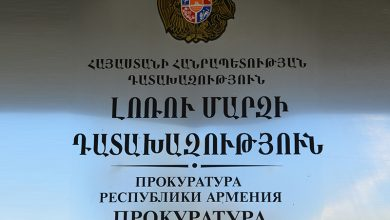 Photo of Լոռու մարզի դատախազը դիմել է Լոռու մարզպետին