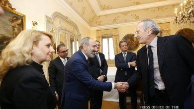 Photo of Пашинян представил деловым кругам Италии инвестиционные возможности Армении