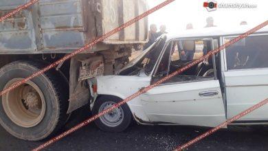 Photo of Ավտովթար Արմավիրի մարզում. 26-ամյա վարորդը ՎԱԶ-2106-ով բախվել է քարով բարձված ԶԻԼ-ին. կա վիրավոր