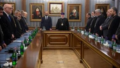 Photo of ՀՀ Ազգային ժողովի նախագահն այցելեց  Մայր Աթոռ Սուրբ Էջմիածին
