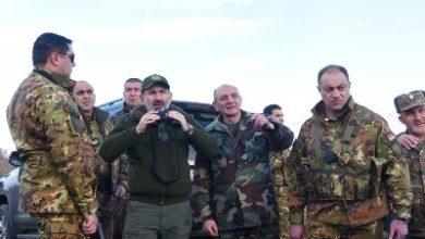Photo of Президент Саакян и Премьер-министр Пашинян посетили границу