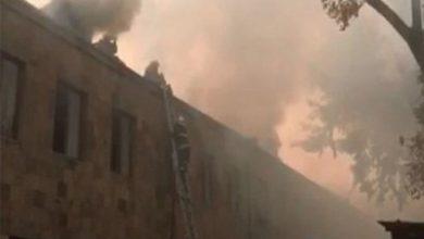 Photo of ԱԺ շենքի հարևանությամբ հրդեհ է բռնկվել. հայտարարվել է հրդեհի բարդության «1-Բիս» աստիճան