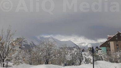 Photo of Ձյուն՝ Վրաստանի բարձրլեռնային շրջաններում. Գուդաուրի