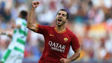 Photo of ԵԼ․ Ռոման հաղթեց խոշոր հաշվով․ Մխիթարյանը երկար դադարից հետո վերադարձավ խաղադաշտ