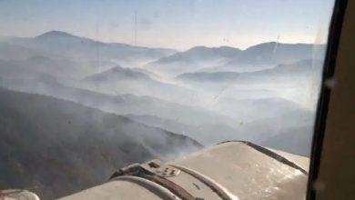 Photo of Սոխումիի լեռնանցքում 200 հա անտառ է այրվում