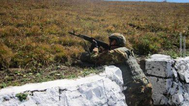 Photo of Մարտավարամասնագիտական վարժանքներ՝ մարտական հրաձգությամբ