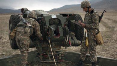 Photo of Հրետանային դիվիզիոնի ներգրավմամբ անցկացվել է մարտական հրաձգությամբ ցուցադրական մարտավարական զորավարժություն