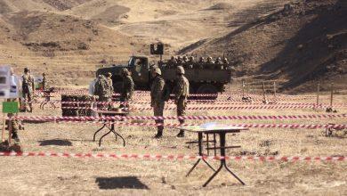 Photo of 4-րդ զորամիավորումում անցկացվել է մարտական հրաձգությամբ ցուցադրական մարտավարական զորավարժություն