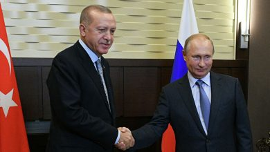 Photo of Путин и Эрдоган обсудили по телефону ситуацию в Сирии