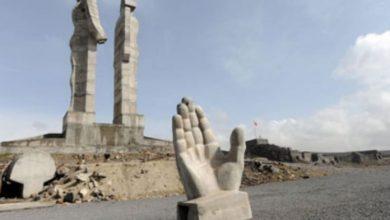 Photo of «Автору скульптуры, символизирующей амяно-турецкую дружбу, будет выдана компенсация