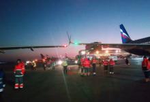 Photo of В Шереметьево прилетевший из Минска Airbus A-320 задел другой самолет