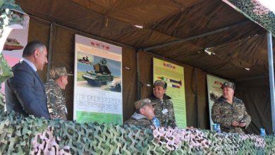 Photo of ՀՀ ԶՈՒ ԳՇ պետը հետևել է ռազմական տեխնիկայի փորձարկումներին
