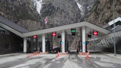 Photo of Ստեփանծմինդա — Լարս ավտոճանապարհը բաց է միայն թեթև մարդատար ավտոմեքենաների համար