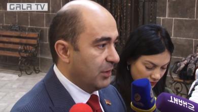 Photo of «Лучше поздно, чем никогда», — руководитель парламентской фракции «Просвещенная Армения» Эдмон Марукян о заявлении Сержа Саргсяна