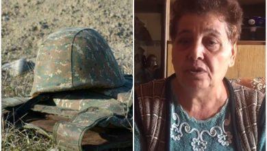 Photo of Արցախում մահացած 19-ամյա Էրիկը մոր միակ զավակն էր. news.am