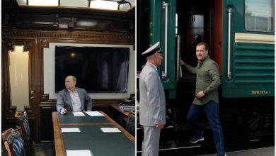 Photo of Как устроен секретный поезд Путина и Медведева